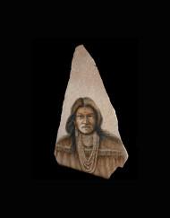 Apache Girl Sandstone 23 H X 13 W